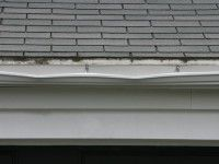 sagging-rain-gutter