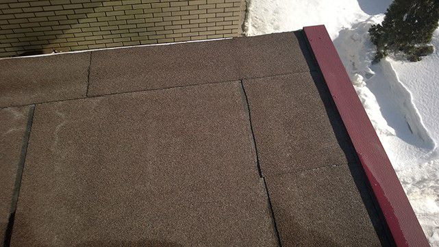 5 Step Flat Roof Maintenance