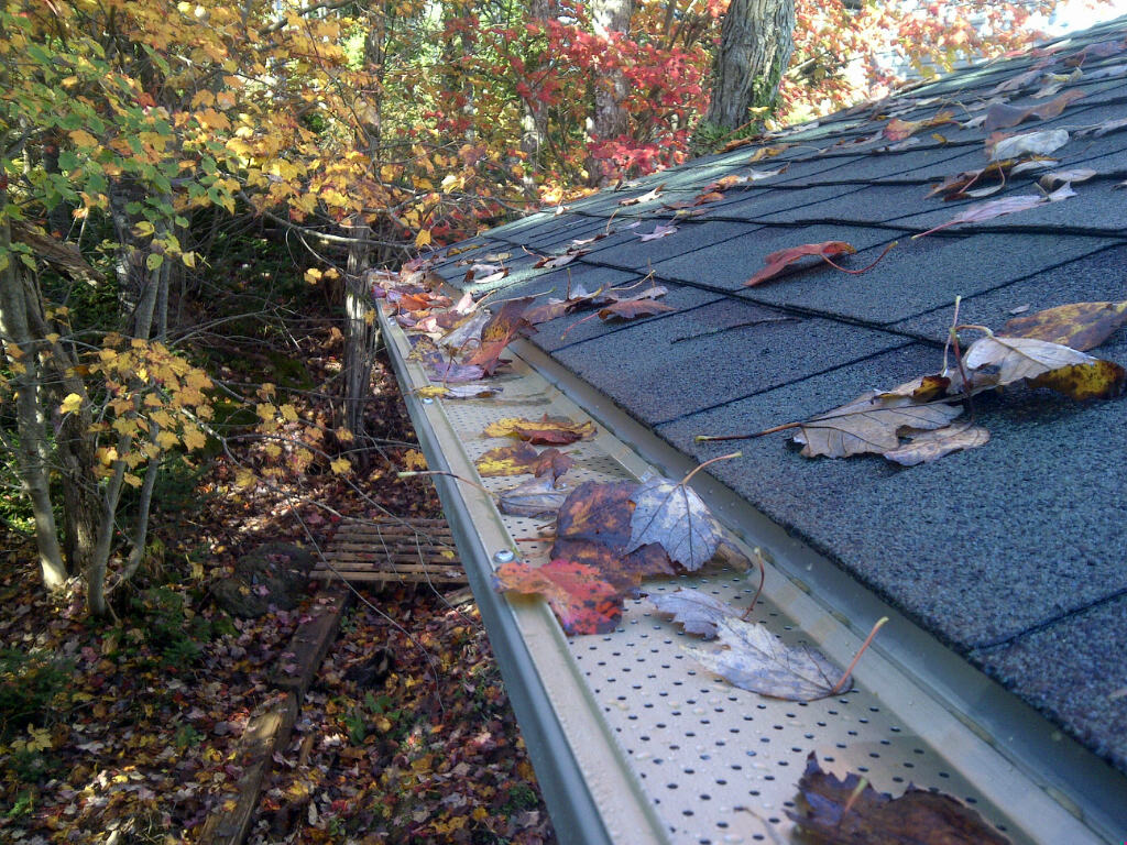 Eavestrough And Rain Gutter Installation Nova Scotia