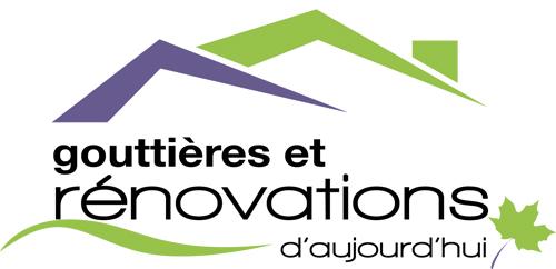 Gouttières et Rénovation d'aujourd'hui