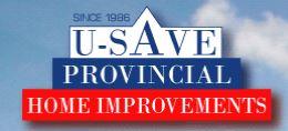 U Save Provincial Roofing & Brickworks Inc